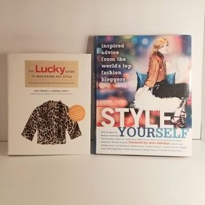 2 Style and Fashion Books!